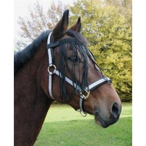 Vliegenfrontriem Paard Pony