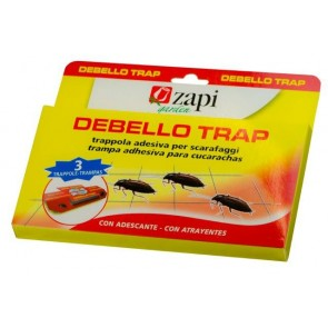 Zapi Kakkerlakkenval Huis en Terras