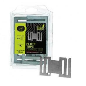 ZoneGuard Plaatje lintverbinder 40 mm
